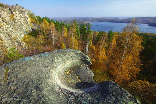 Красивые и удивительные картинки природы России, смотреть 14