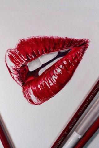 Красивые картинки для срисовки для девочек (35 фото) • прикольные.