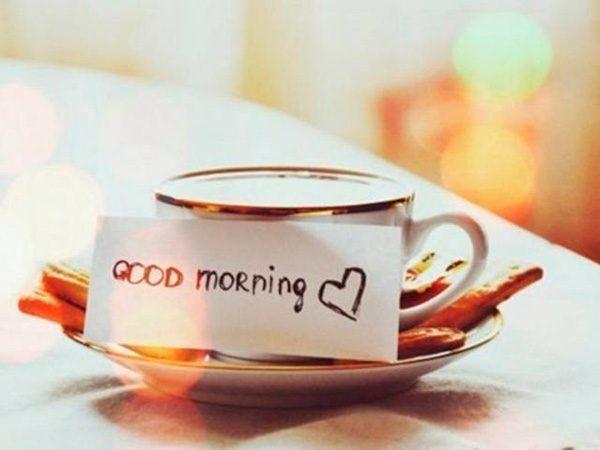 Доброе утро картинки - красивые с надписью девушке 14
