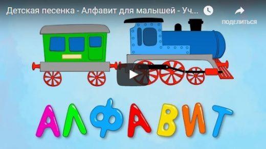 Алфавит для детей - видео развивающее, интересные, смотреть