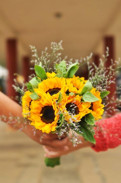 Букеты цветов картинки, фото - красивые, удивительные, интересные 10