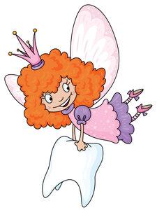 Зубная фея картинки - для детей, прикольные, красивые, крутые 1