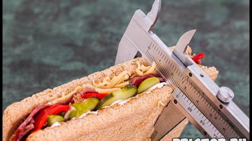 Как похудеть дома за неделю - меню, упражнения, подробный план 1