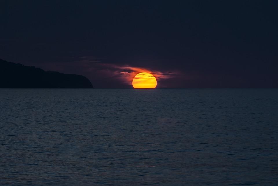 Красивые картинки заката, закат солнца картинки и фото красивые 19