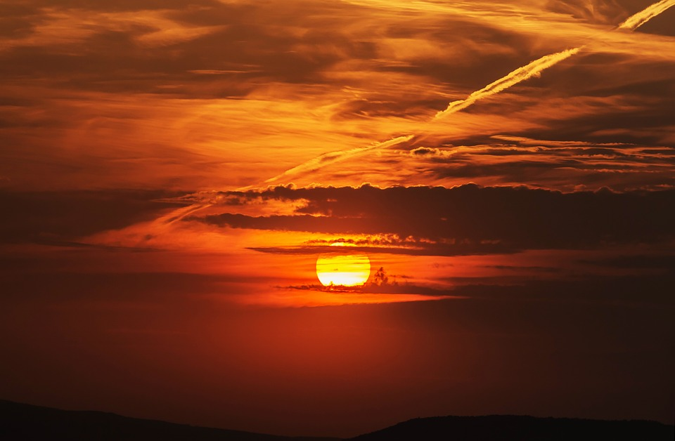 Красивые картинки заката, закат солнца картинки и фото красивые 6