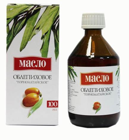 Облепиховое масло - лечебные свойства и противопоказания, применение 3