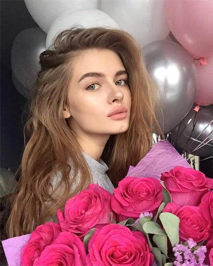Прикольные фото девушек - красивые, милые, удивительные, смотреть 1