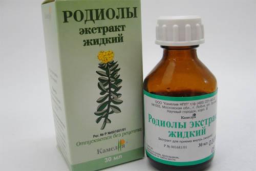 Родиола розовая - лечебные свойства и противопоказания, применение 3