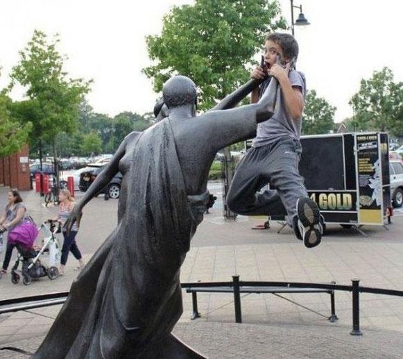 Смешные фотки людей - смотреть бесплатно, ржачные, прикольные 14