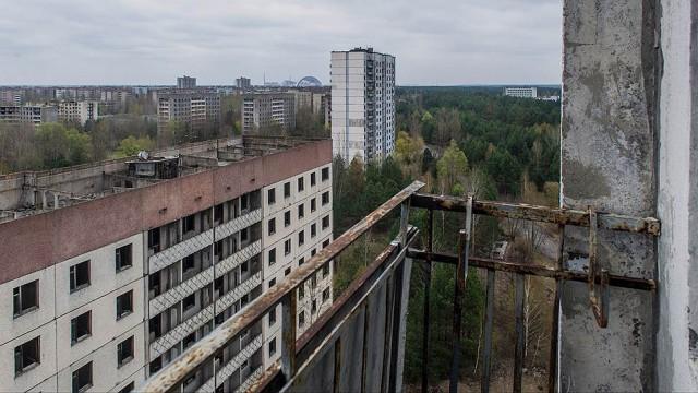 Удивительные и очень красивые фото заброшенных городов 1