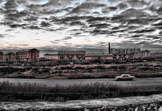 Удивительные и очень красивые фото заброшенных городов 9