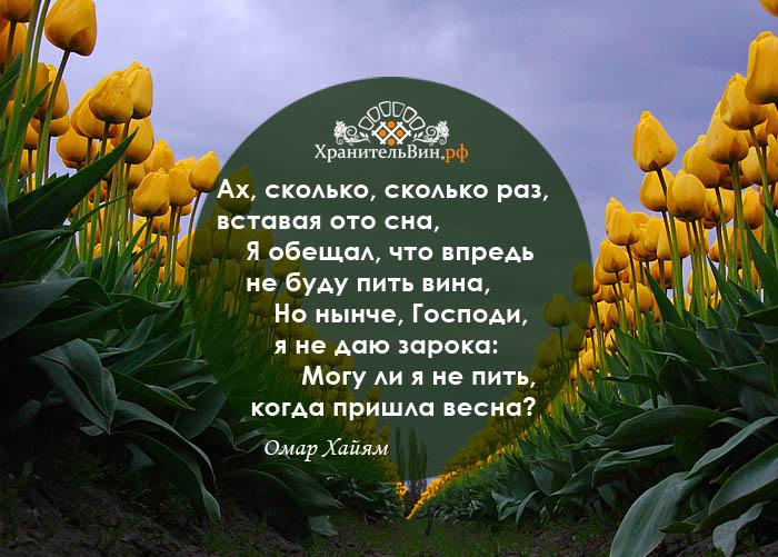 Цитаты про весну - красивые, короткие, удивительные, прикольные 9