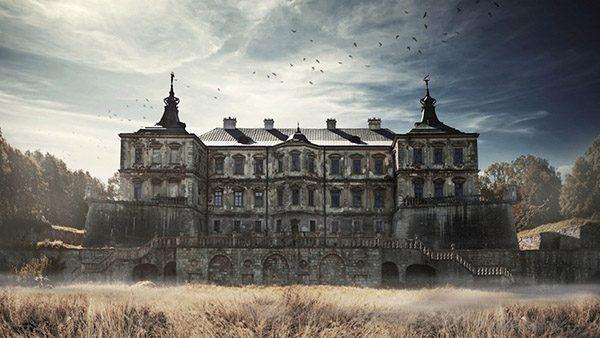 Заброшенные замки мира - красивые и удивительные фото, картинки 2