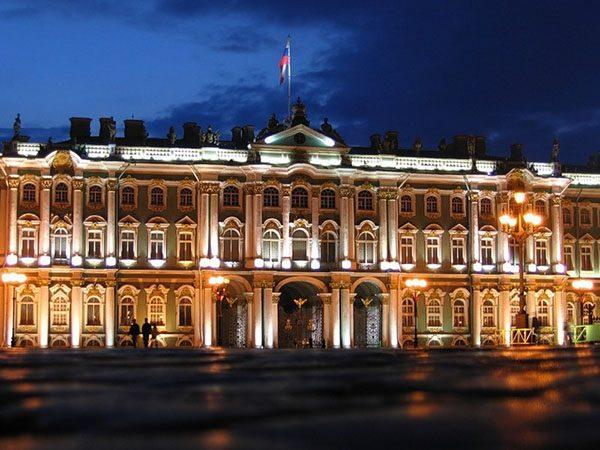 Зимний дворец фото - красивые, интересные, удивительные 1