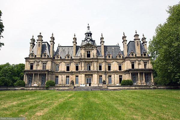 Заброшенные замки мира - красивые и удивительные фото, картинки 1