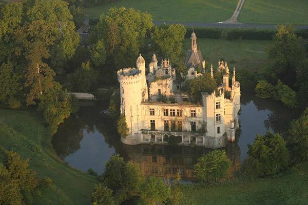 Заброшенные замки мира - красивые и удивительные фото, картинки 17