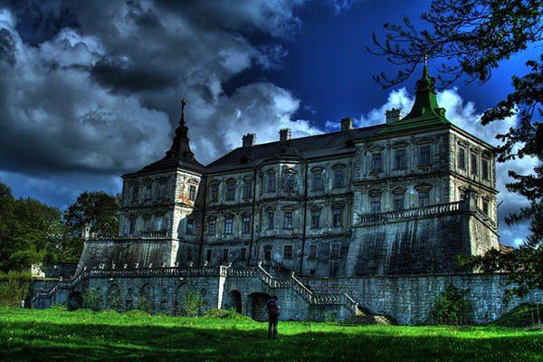 Заброшенные замки мира - красивые и удивительные фото, картинки 4