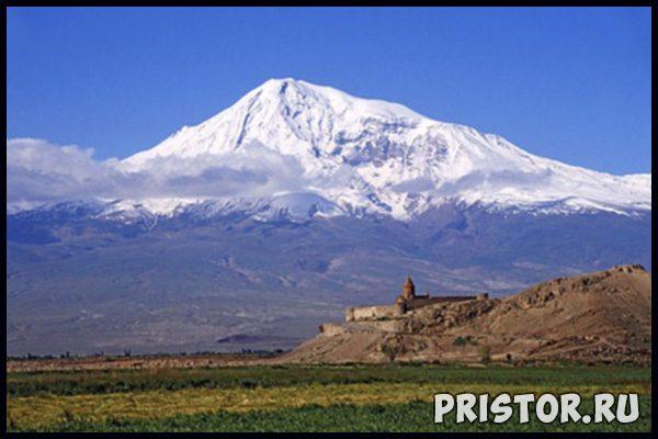 Самые красивые горы мира - фото, названия, описание 2