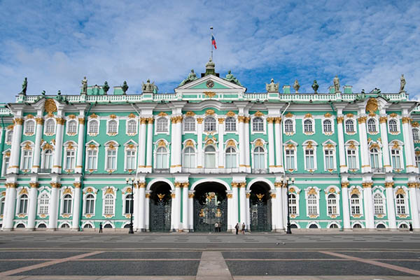 Зимний дворец фото - красивые, интересные, удивительные 4