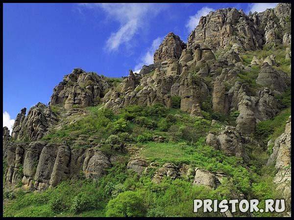 Красивые горы Крыма - описание, фото, названия, интересное 1