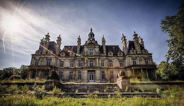 Заброшенные замки мира - красивые и удивительные фото, картинки 5