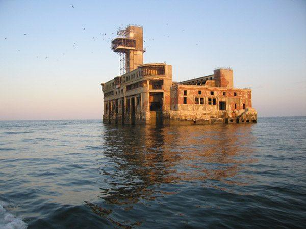 Заброшенные замки мира - красивые и удивительные фото, картинки 8