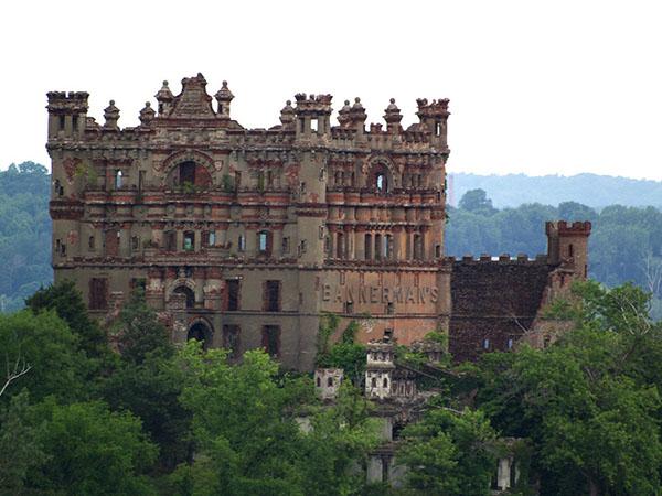 Заброшенные замки мира - красивые и удивительные фото, картинки 6