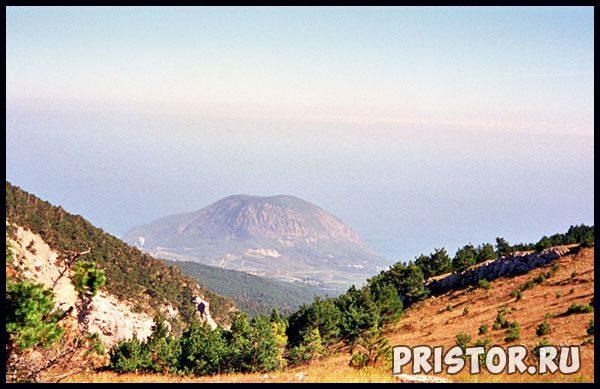 Красивые горы Крыма - описание, фото, названия, интересное 2