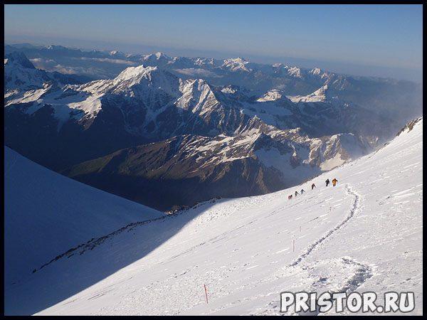 Самые красивые горы мира - фото, названия, описание 3
