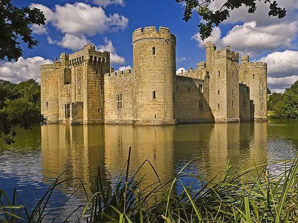 Заброшенные замки мира - красивые и удивительные фото, картинки 7