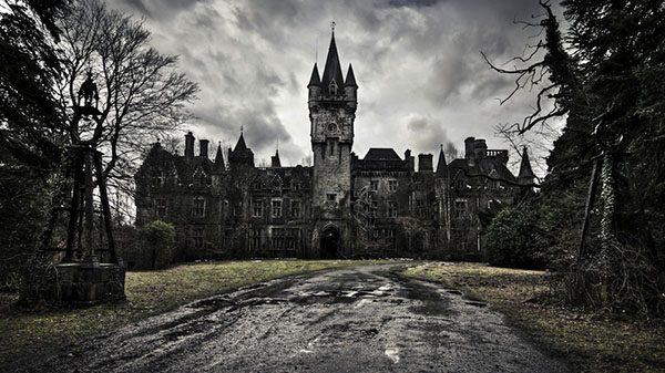 Заброшенные замки мира - красивые и удивительные фото, картинки 3