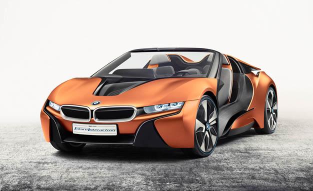 BMW i8 - красивые фото, картинки и фото салона автомобиля 4