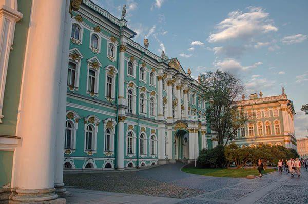 Зимний дворец фото - красивые, интересные, удивительные 11