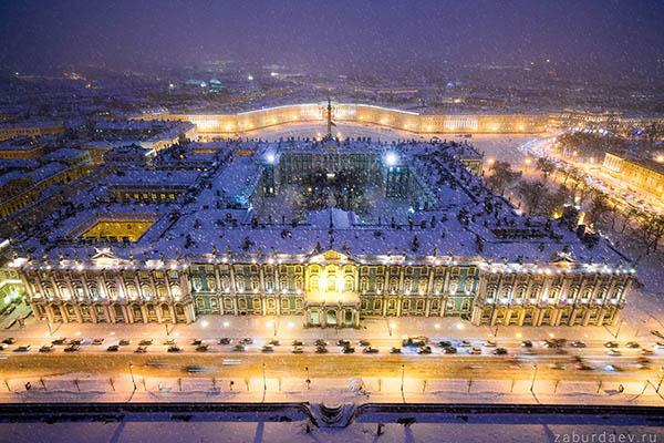 Зимний дворец фото - красивые, интересные, удивительные 12