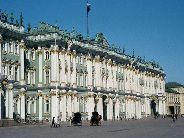Зимний дворец фото - красивые, интересные, удивительные 14