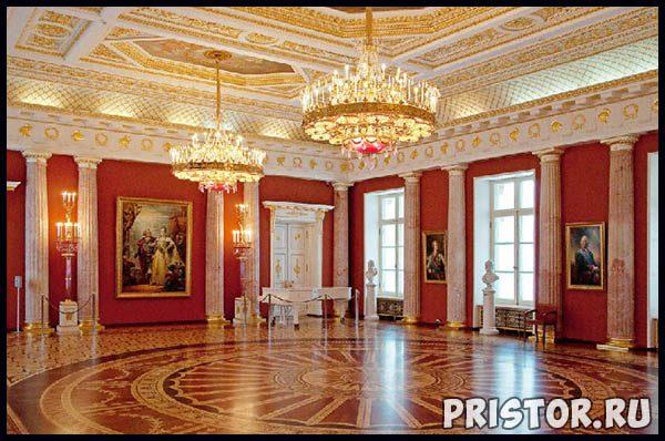 Таврический дворец зимний сад - описание, фото, интересное 2