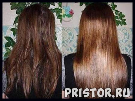 Ополаскивание волос яблочным уксусом - применение, как полоскать 1