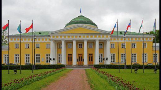 Таврический дворец зимний сад - описание, фото, интересное 3