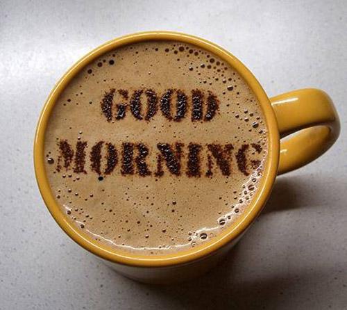 Доброе утро, картинки красивые с надписью - мужчине, парню 3