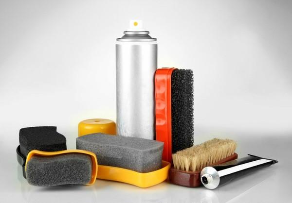 Как почистить замшевую обувь в домашних условиях - уход 1