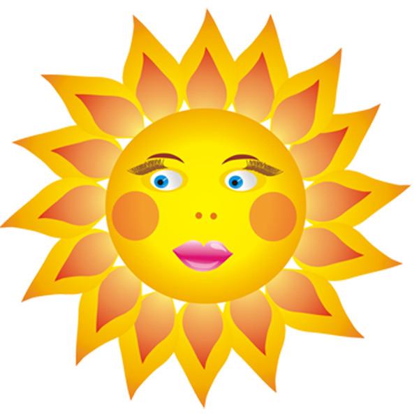 Картинка солнышко для детей - красивые, прикольные, интересные 1