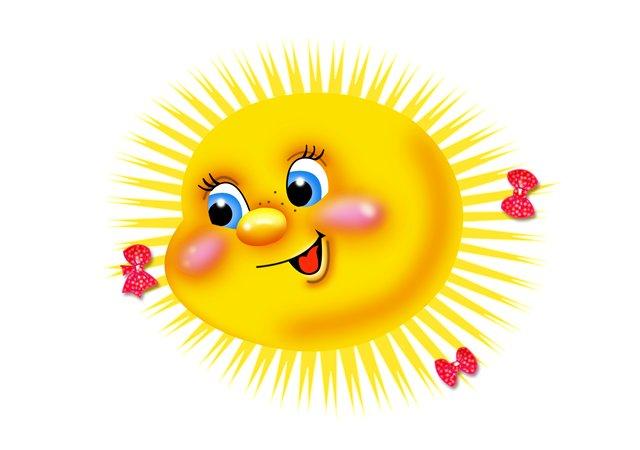 Картинка солнышко для детей - красивые, прикольные, интересные 13