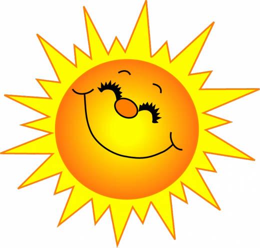 Картинка солнышко для детей - красивые, прикольные, интересные 2