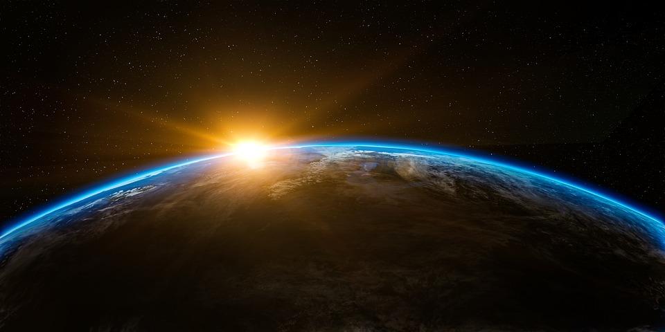 Картинки Земли для детей - красивые, интересные, с космоса 12