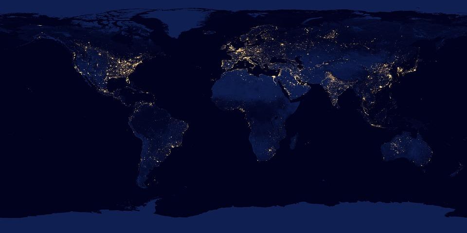 Картинки Земли для детей - красивые, интересные, с космоса 6