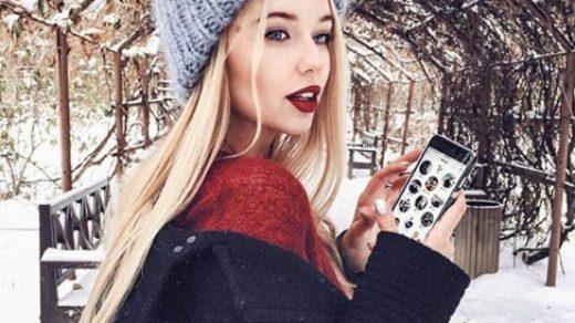 Картинки девушек на аву - красивые, крутые, классные, новые 13