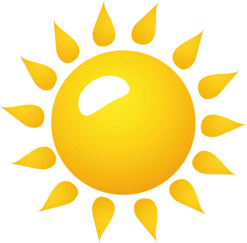 Картинки: солнышко для детей