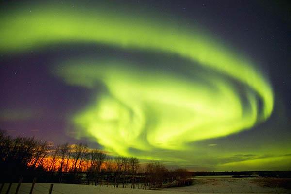 Красивые и удивительные явления природы - смотреть фото 4