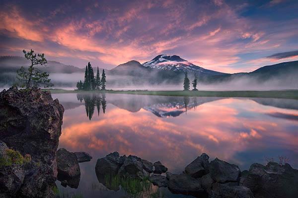 Красивые и удивительные явления природы - смотреть фото 8
