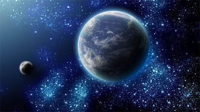 Красивые картинки земли из космоса - для детей, прикольные 14